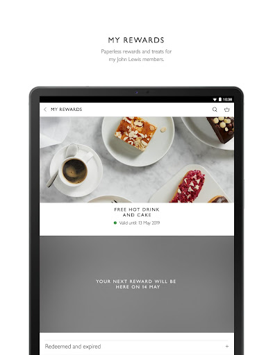 John Lewis & Partners modavailable screenshots 16