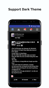 Faster for Facebook Lite Screenshot
