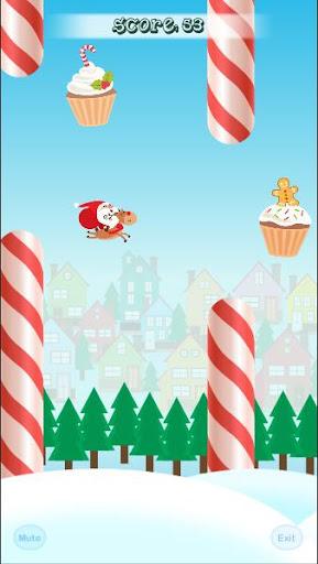Flappy Santa 1.0 screenshots 2