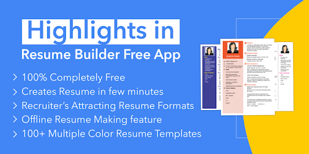 Resume builder free CV For Pc   How To Download  (Windows/mac) 1