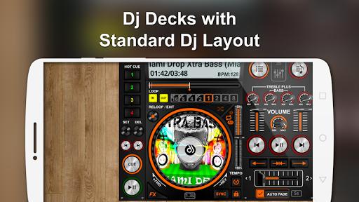 DiscDj 3D Music Player - 3D Dj Music Mixer Studio  Screenshots 4