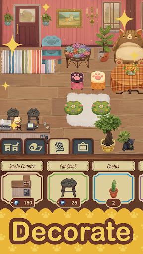Furistas Cat Cafe - Cute Animal Care Game screenshots 3