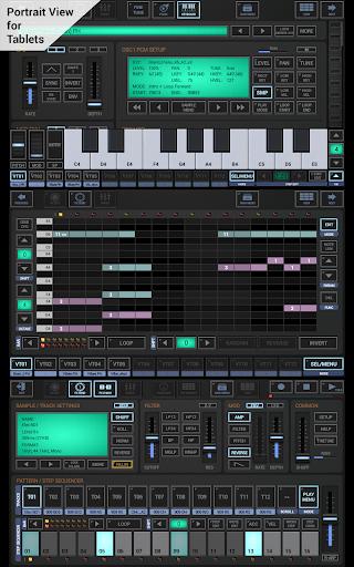 G-Stomper Studio DEMO screen 1