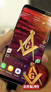 Freemason 3D Live Wallpaper