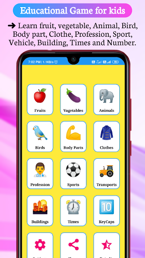 Games For Kids - Free Educational Learning Apps 10.0 screenshots 9