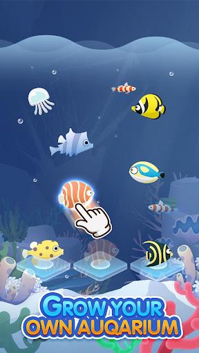 merge fish! screenshot 2