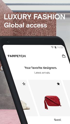 farfetch - shop designer clothing & fall fashion screenshot 1