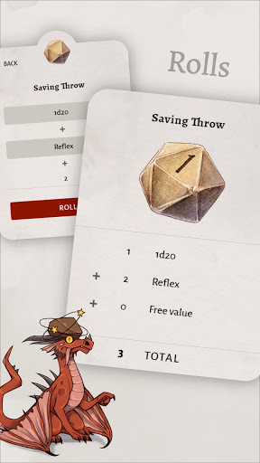 RoleEver - Tabletop RPGs by chat  screenshots 3
