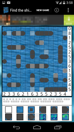 Find the ships - Solitaire 1.9.2 screenshots 2