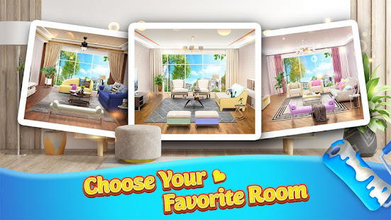 クッキングデコレーション-ホームデザイン、ハウスデコレーションゲーム
