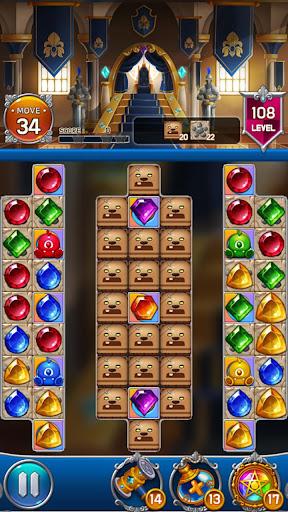 Jewel Royal Castle: Match3 puzzle 1.7.1 screenshots 2