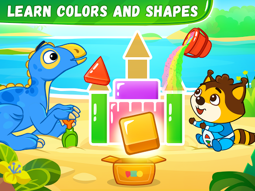 Educational games for kids & toddlers 3 years old  Screenshots 14