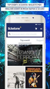 TicketOne.it  Apps on For Pc (2021), Windows And Mac – Free Download 1