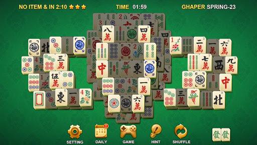 Mahjong 1.2.4 screenshots 14