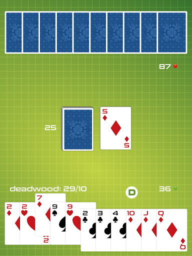 Gin Rummy 308000 screenshots 13