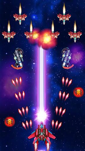 Télécharger Galaxy Striker  APK MOD (Astuce) screenshots 1