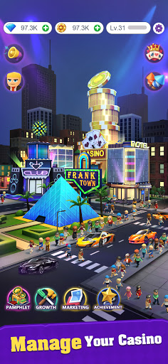 Crazy Night:Idle Casino Tycoon 0.27 screenshots 13