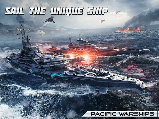 Pacific Warships: World of Naval PvP Warfare  screenshots 17