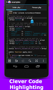 AWD – PHP/HTML/CSS/JS IDE 1