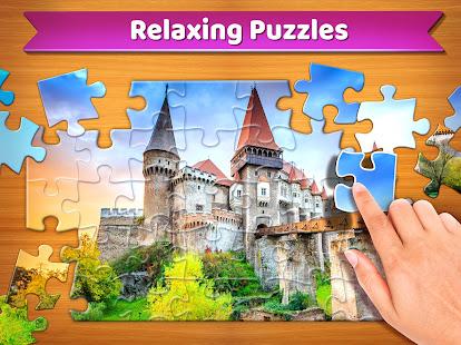 Jigsaw Puzzles Pro ud83eudde9 - Free Jigsaw Puzzle Games 1.6.1 Screenshots 8