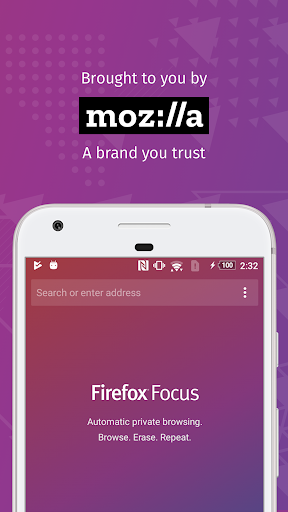 Firefox Focus: The privacy browser android2mod screenshots 3