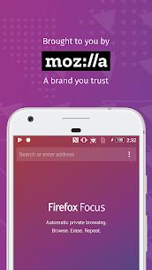 Firefox Focus MOD (Premium) 3