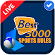 BET3000|SPORTS APP RULES 2021