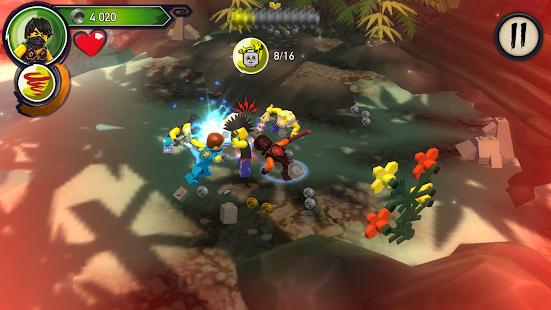 Скриншот №2 к LEGO® Ninjago™ Тень Ронина