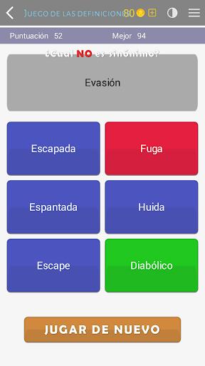 Crosswords - Spanish version (Crucigramas) 1.2.3 Screenshots 4