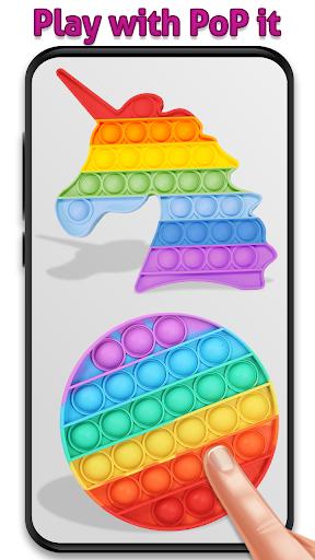 Fidget Toys 3D - satisfying anti stress toys 1.2 screenshots 2