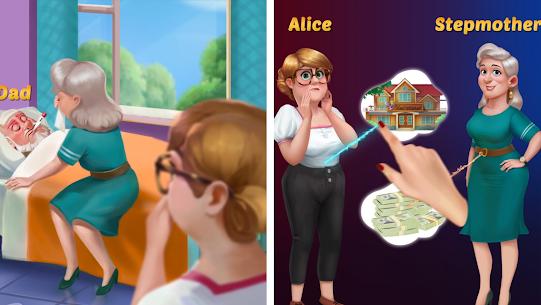 Alice' s Restaurant – Fun  Relaxing Word Game Mod Apk Download 1