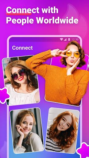 Lumi - online video chat apktram screenshots 2