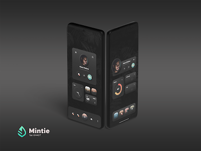 Mintie for KWGT v2020.Oct.16.16 Android Mod APK 2