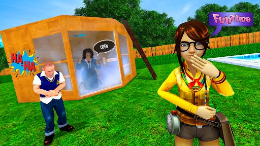 Scary Evil Teacher Games: Neighbor House Escape 3D modavailable screenshots 14