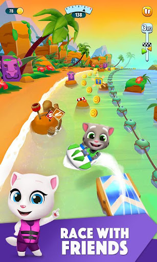Talking Tom Jetski 2 1.5.1.451 screenshots 4