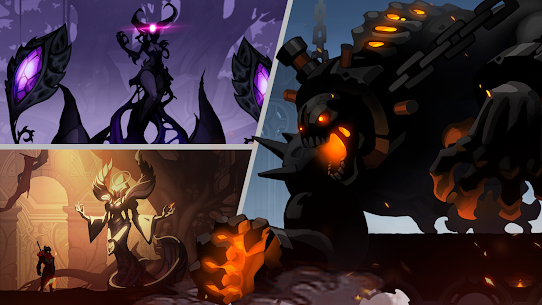 Shadow Knight Arena: Online Fighting Game Ücretsiz indir 5