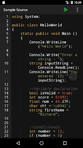 C# Programming Compiler 2.4 Mod + Data Download 1