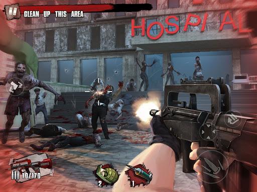 Zombie Frontier 3: Sniper FPS apktram screenshots 10