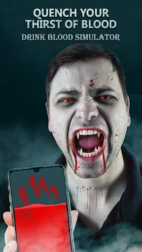 Vampires Drink Blood Simulator Apkfinish screenshots 1