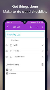 To Do List & Notes - Save Ideas and Organize Notes