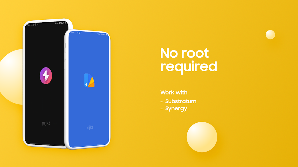 Complete One UI - Substratum System Mods  poster 5