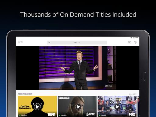 AT&T TV screenshots 9