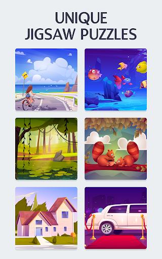 Creative Puzzles: Jigsaw Game 2.1 screenshots 10