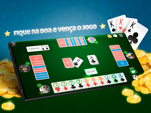 Cacheta Gin Rummy Online 102.1.52 screenshots 4