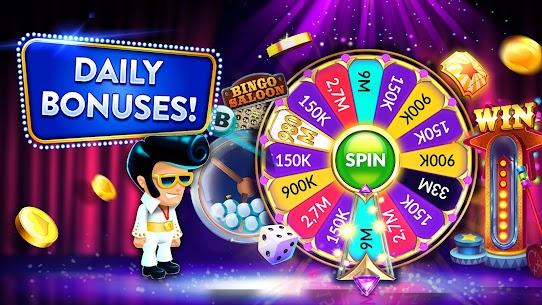 Slots  Heart of Vegas Casino Apk Download 2021 4