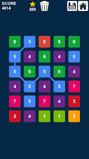 Télécharger Connect n Clear Numbers: Match 3 Numbers Game mod apk screenshots 4