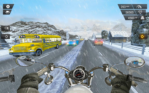 Racing In Moto screenshots 4