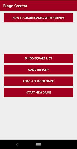 Bingo Creator Latest screenshots 1