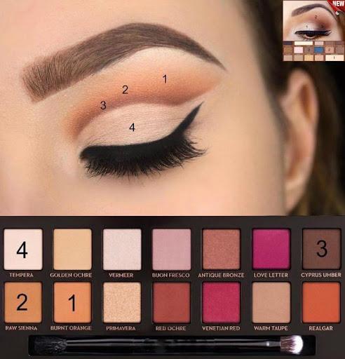 HD makeup 2019 (New styles)  Screenshots 1