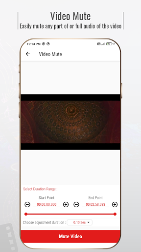 Mstudio: Cut, Join, Mix, Convert, Video to Audio android2mod screenshots 8